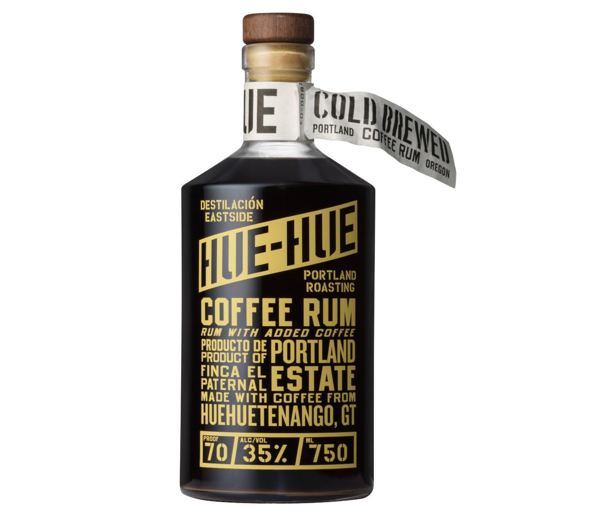 Review: Eastside Distilling Hue-Hue Coffee Rum