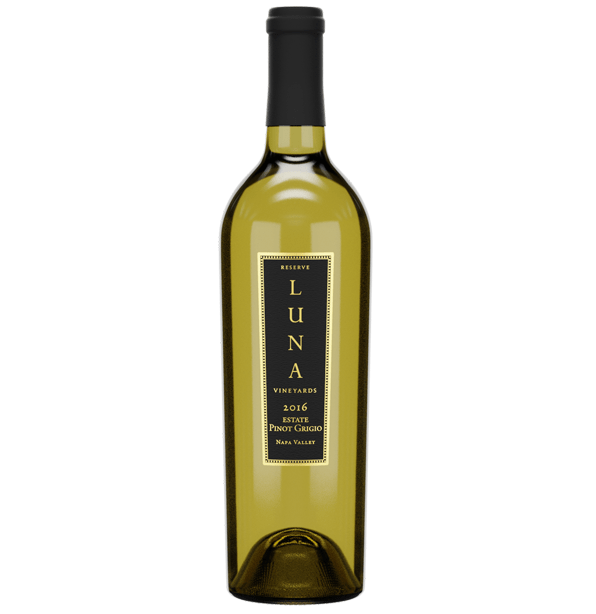 2016 Luna Vineyards Pinot Grigio Reserve Napa Valley