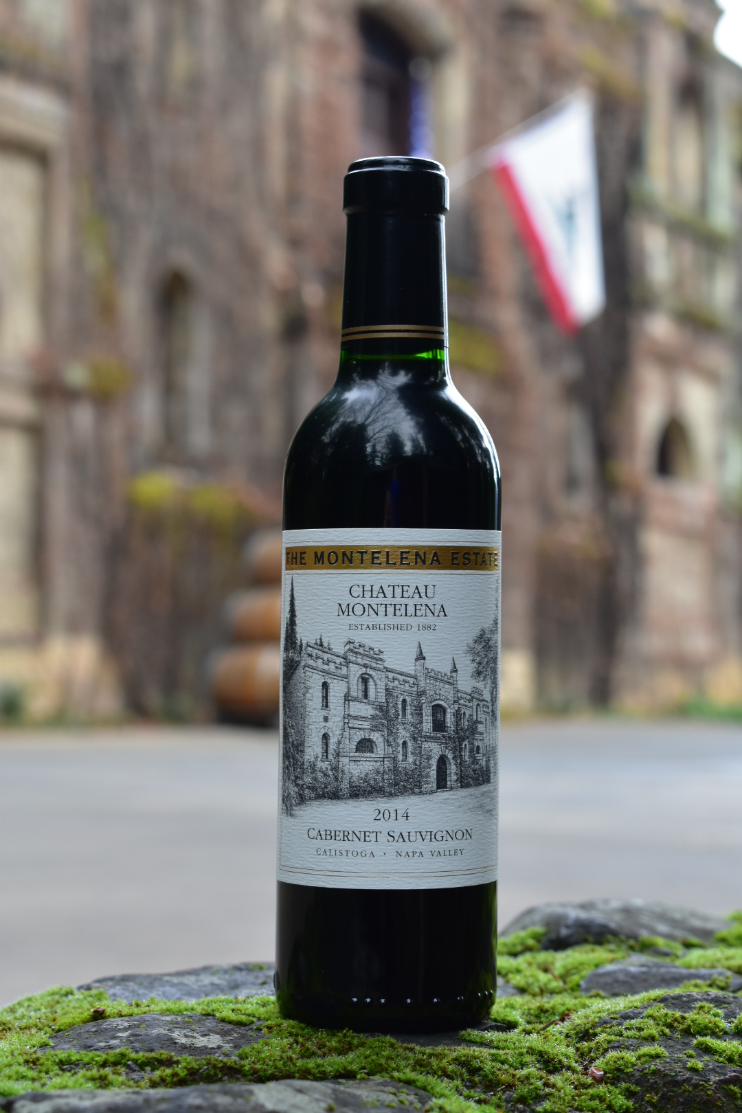 2014 Chateau Montelena Cabernet Sauvignon Calistoga