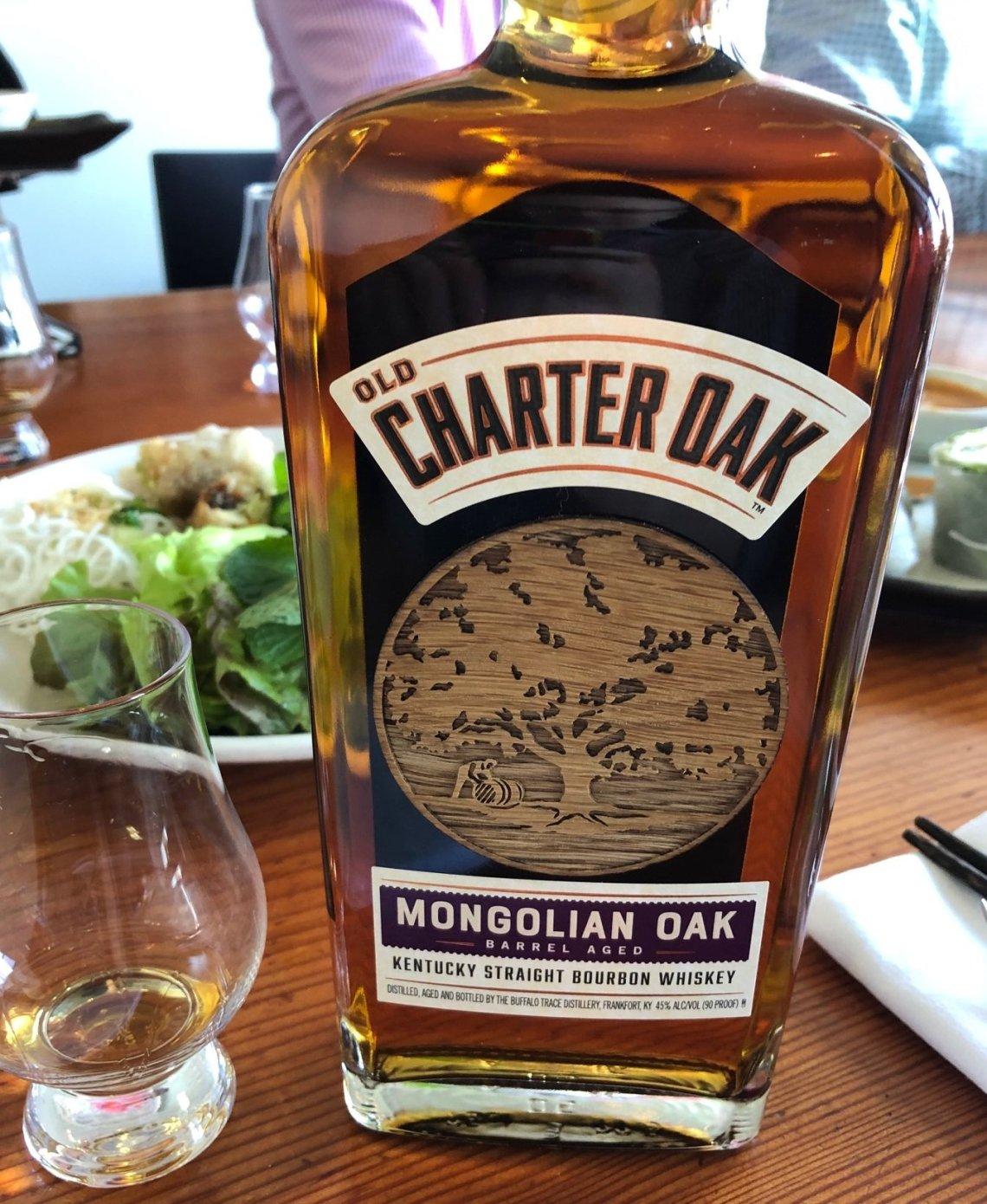 Old Charter Oak Mongolian Oak