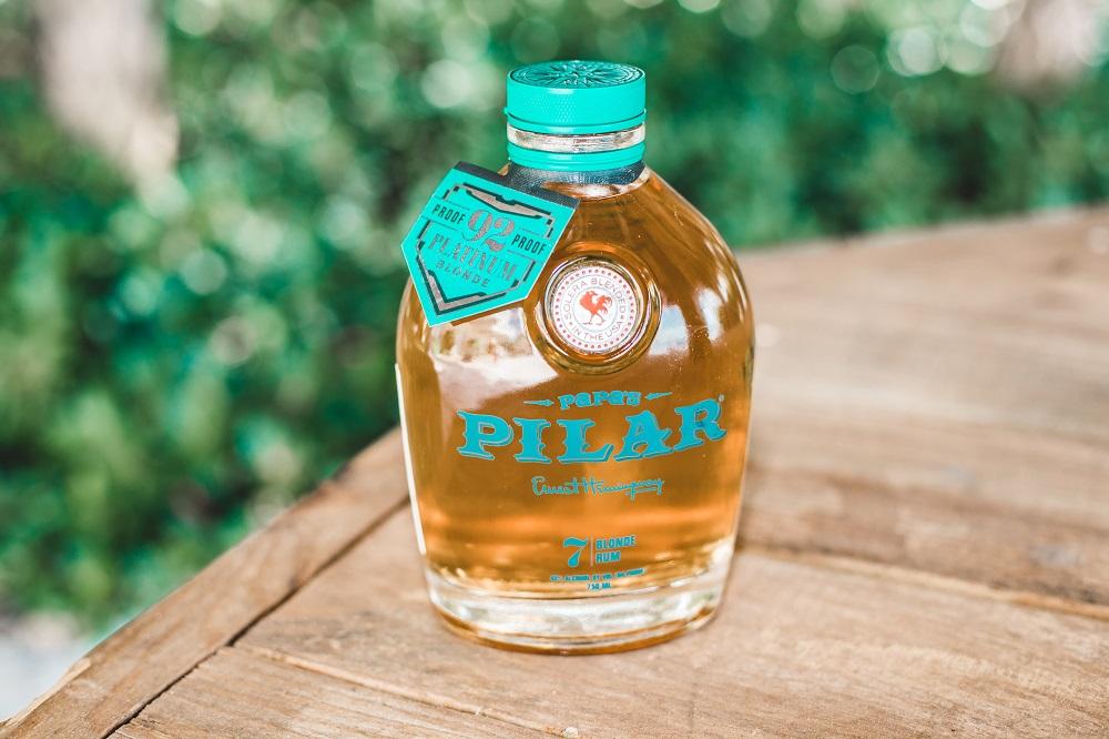 Papa's Pilar Platinum Blonde Rum