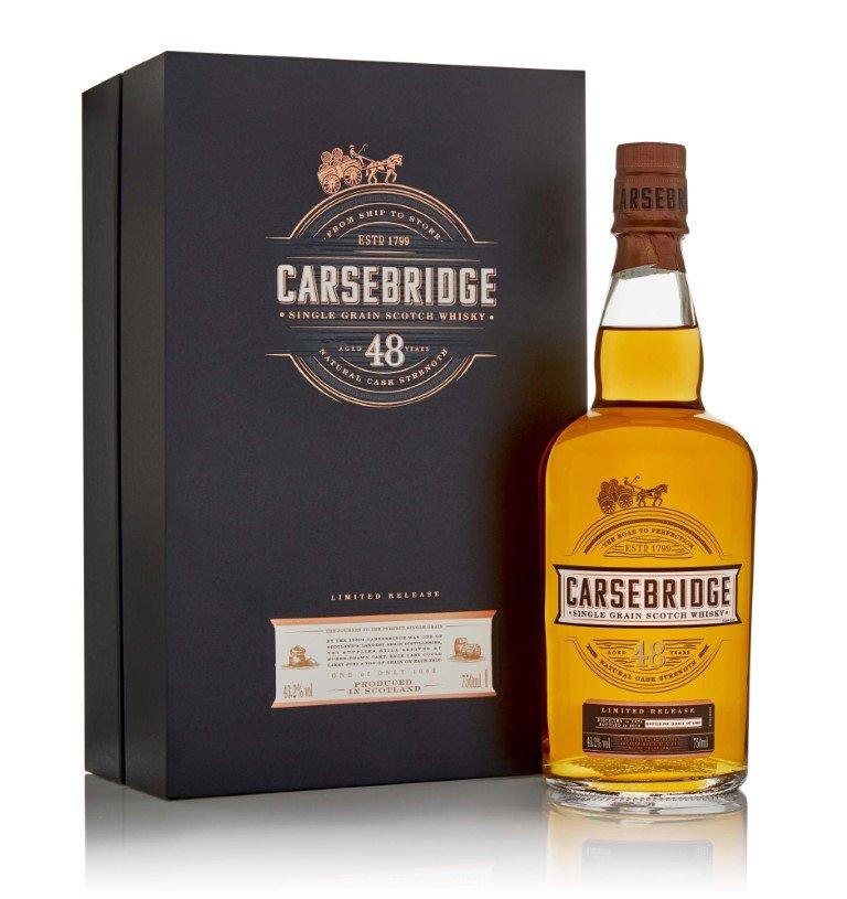 Carsebridge 48 Years Old Limited Edition 2018