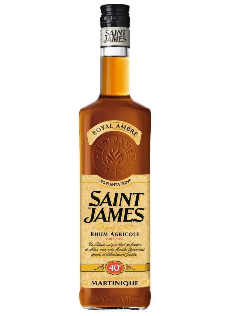 Saint James Royal Ambre Rhum Agricole