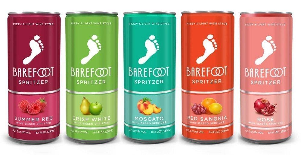 Barefoot Spritzer Moscato