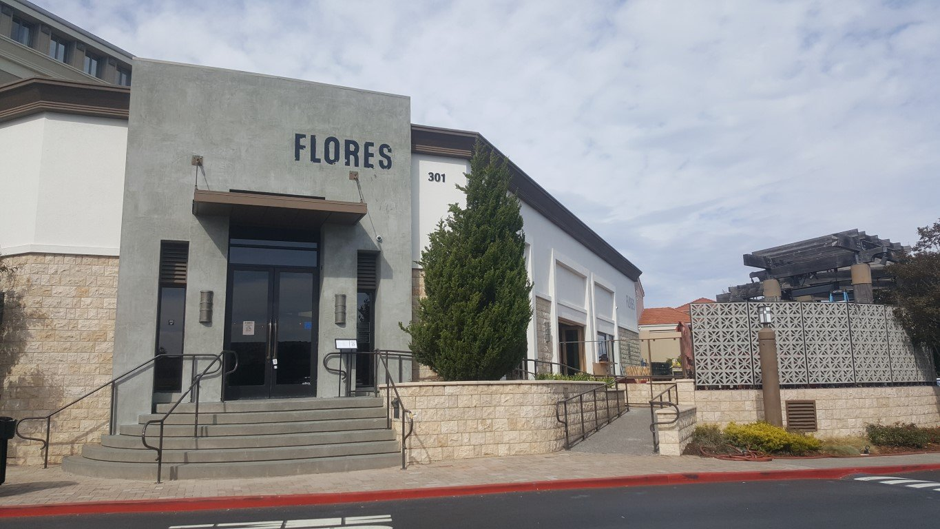 Best Buy South Bay >> Bar Review: Flores, Corte Madera, California - Drinkhacker