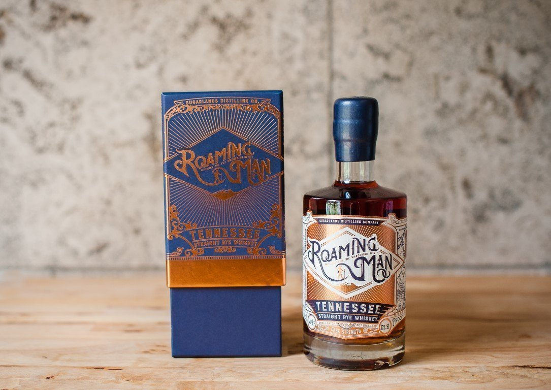 Roaming Man Tennessee Straight Rye Whiskey Edition Four