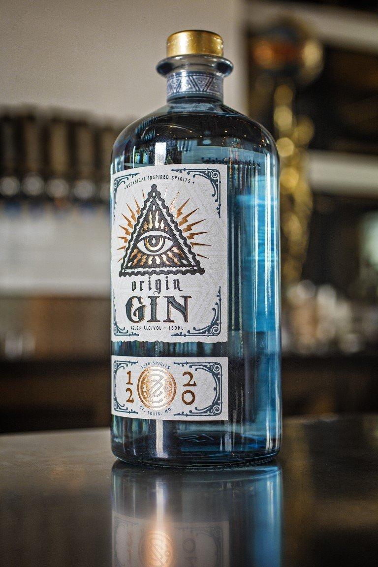1220 Artisan Spirits Origin Gin
