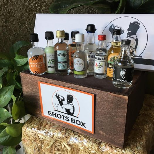 Shots Box Subscription Service