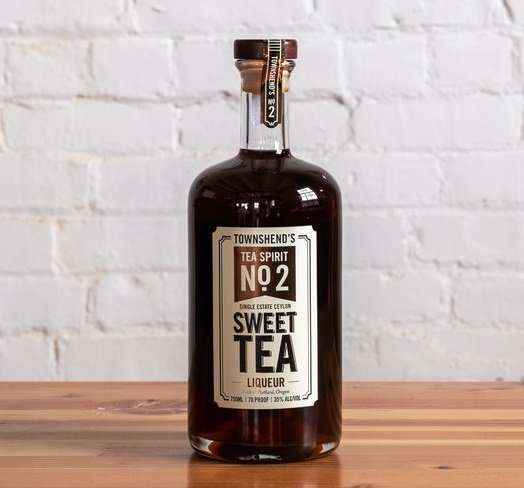 Townshend's Tea Spirit No. 2 Sweet Tea Liqueur