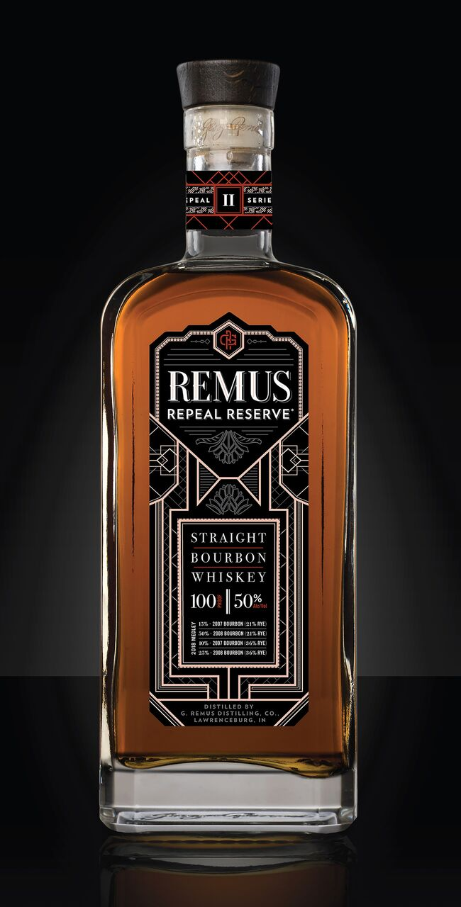 Remus Repeal Reserve Series II Bourbon