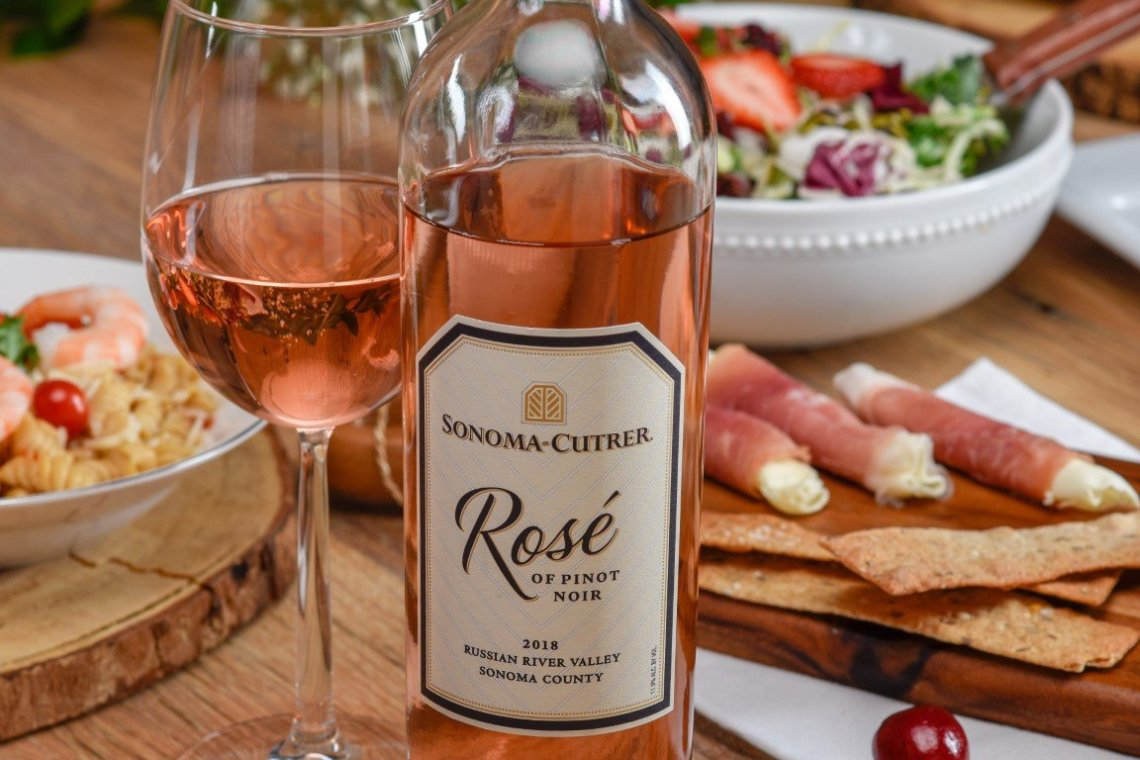 2018 Sonoma-Cutrer Rose of Pinot Noir Russian River Valley