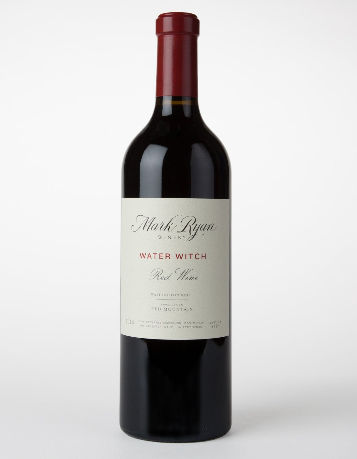 2016 Mark Ryan Winery Water Witch Red Wine Red Mountain