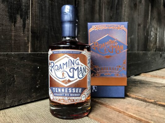 Roaming Man Tennessee Straight Rye Whiskey Edition Six