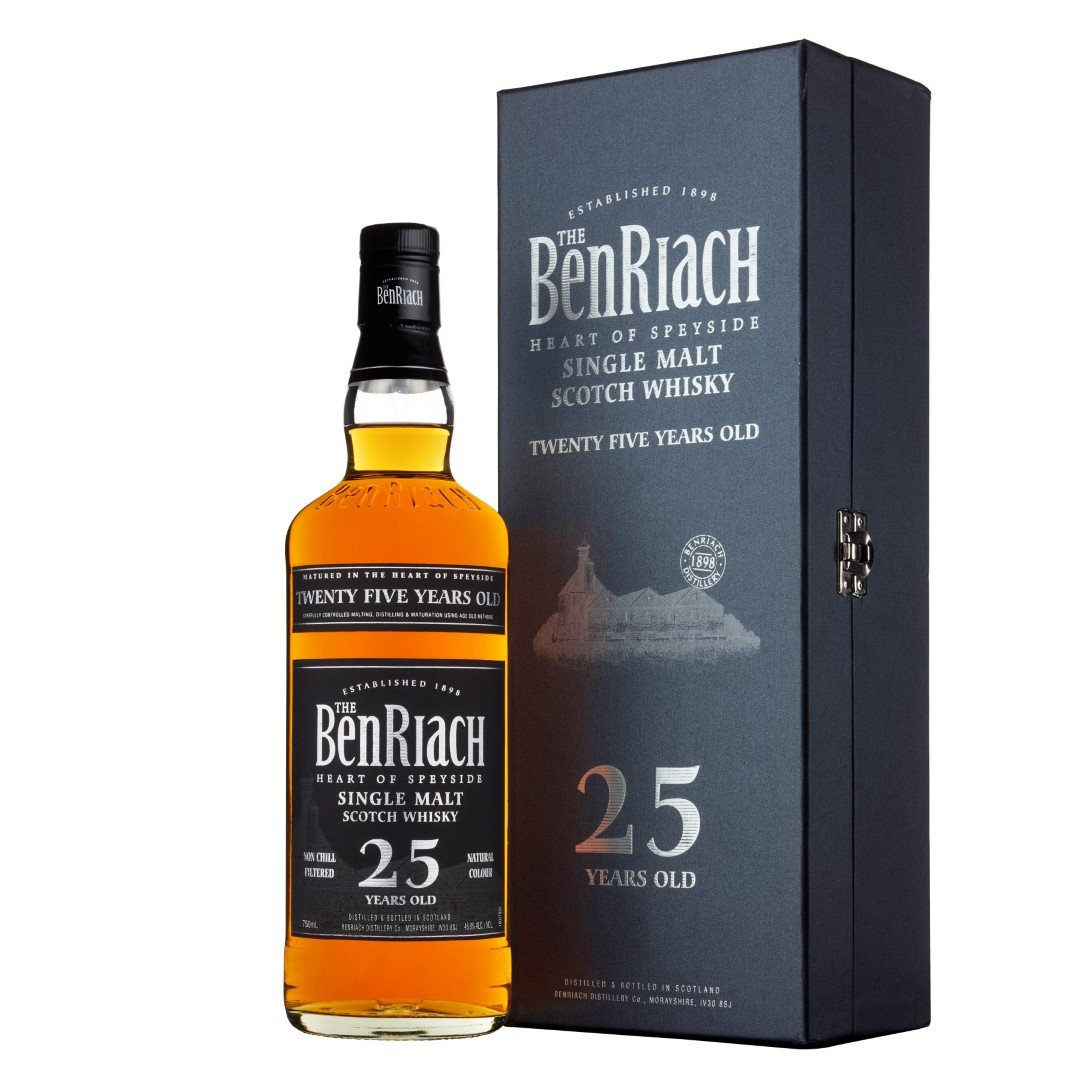 BenRiach 25 Years Old