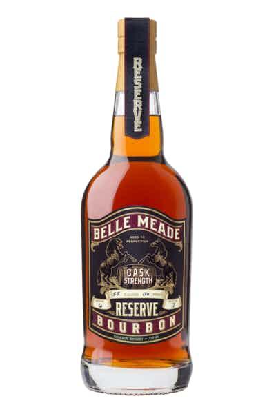 Nelson's Green Brier Belle Meade Cask Strength Reserve Bourbon