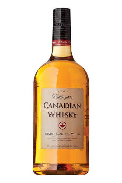Ellington Blended Canadian Whisky (2018)