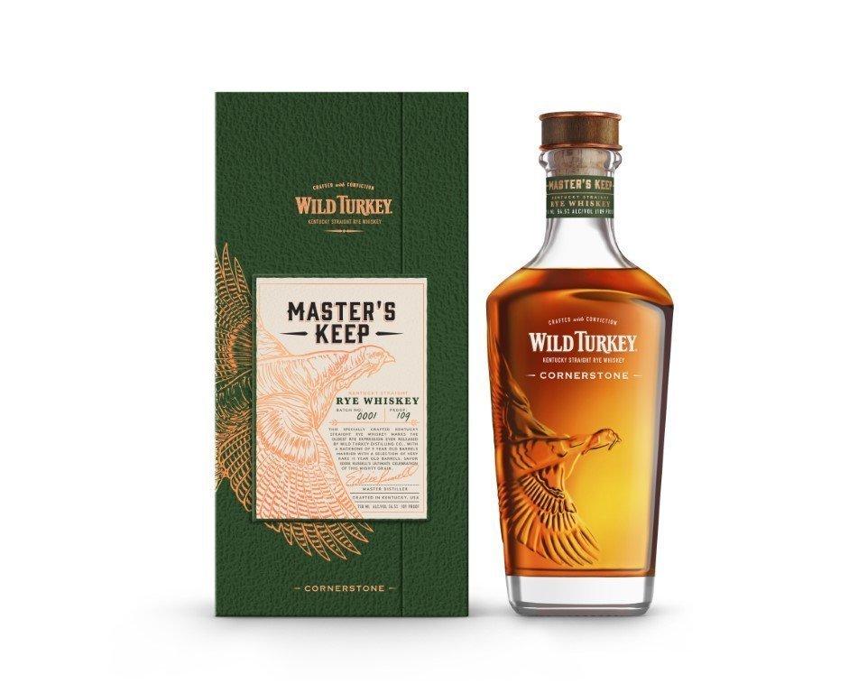 Wild Turkey Master's Keep Cornerstone Rye