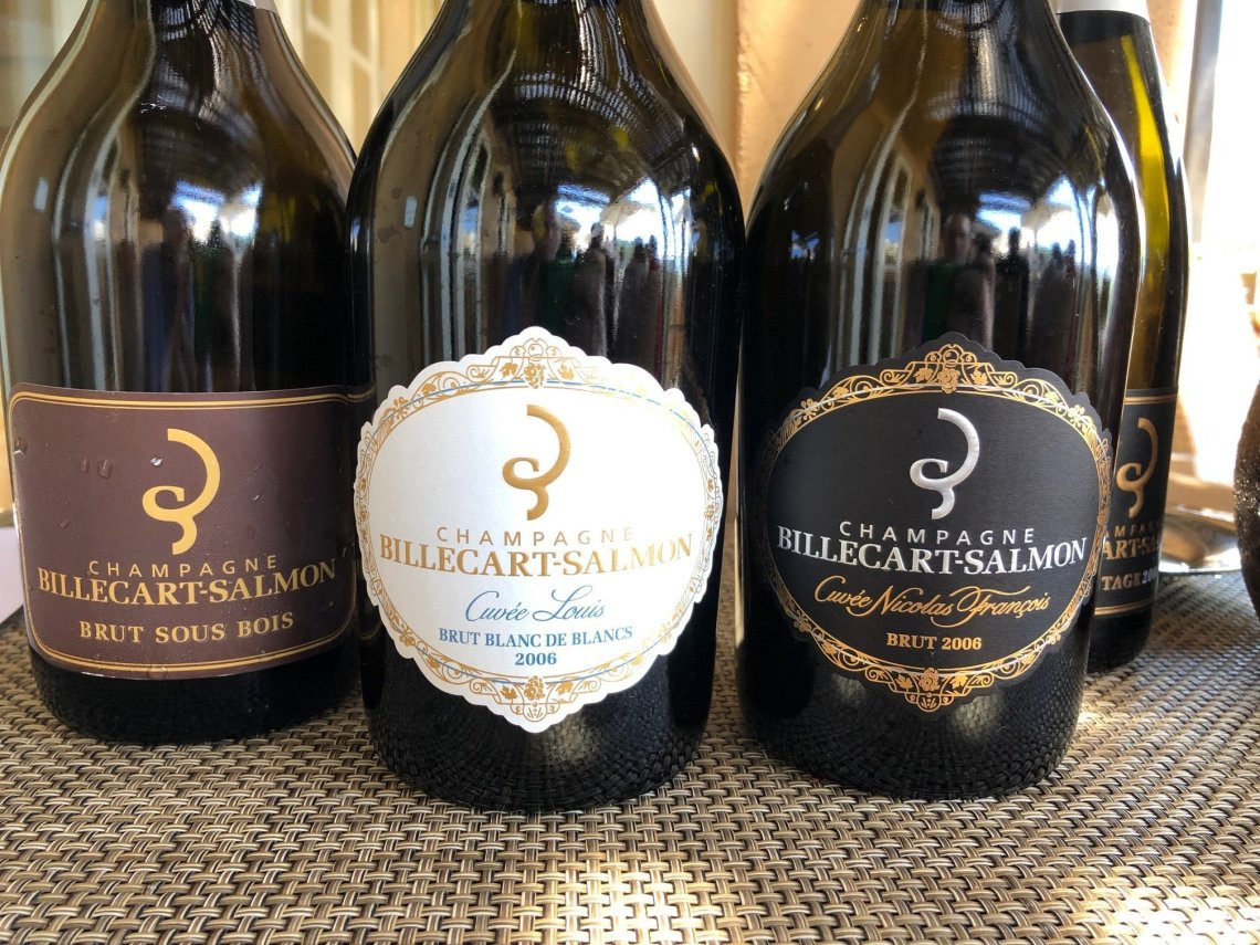 "2006 Champagne Billecart-Salmon Brut Blanc de Blancs ""Cuvee Louis"""
