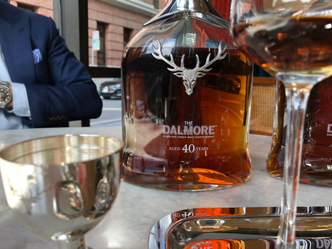 The Dalmore 40 Years Old (2018 Edition)
