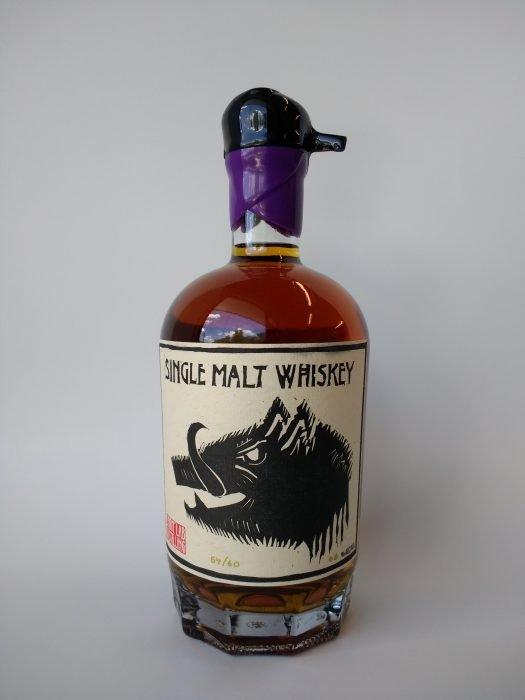 Spirit Lab Distilling Single Malt Whiskey (Batch 3)