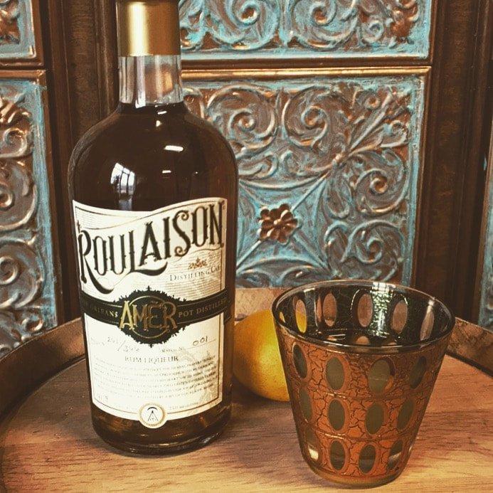Roulaison Amer Rum Liqueur