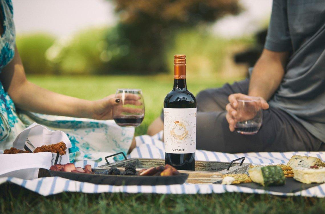 2017 Upshot Red Wine Blend Sonoma County