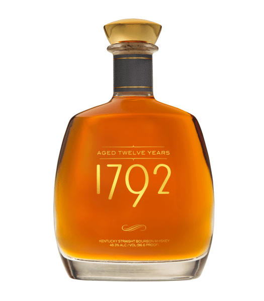Cleveland Christmas Bourbon.1792 Bourbon 12 Years Old