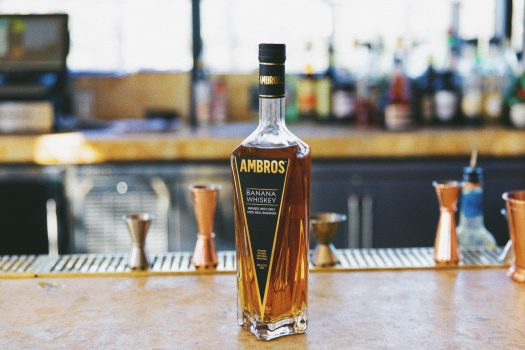 Ambros Banana Whiskey