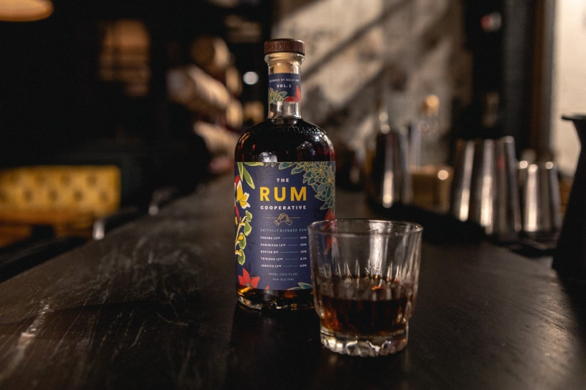 The Rum Cooperative Blended Rum Vol. 1