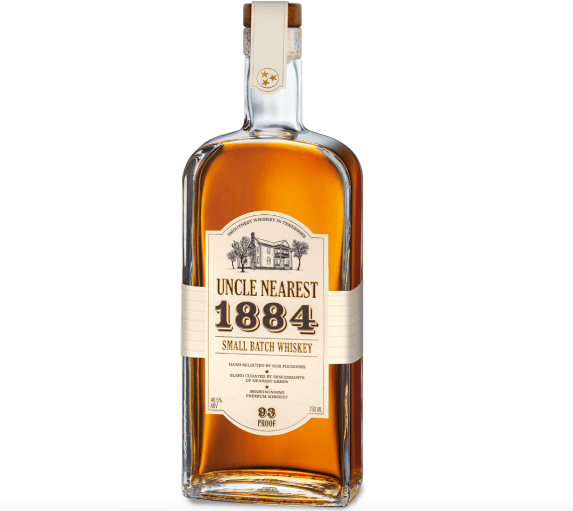 Uncle Nearest 1884 Whiskey