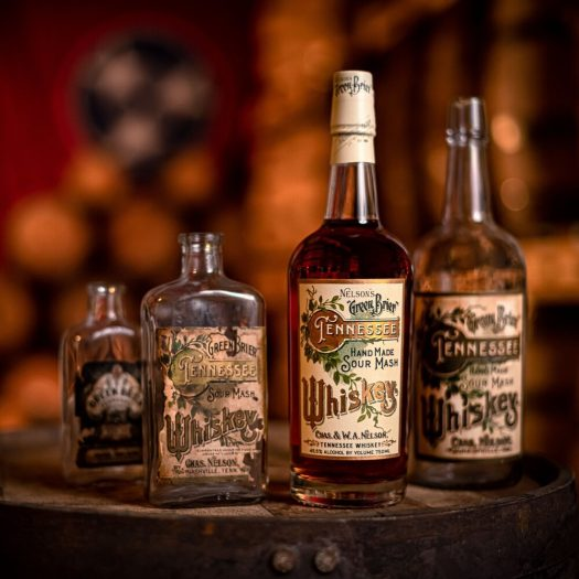 Nelson's Green Brier Tennessee Whiskey