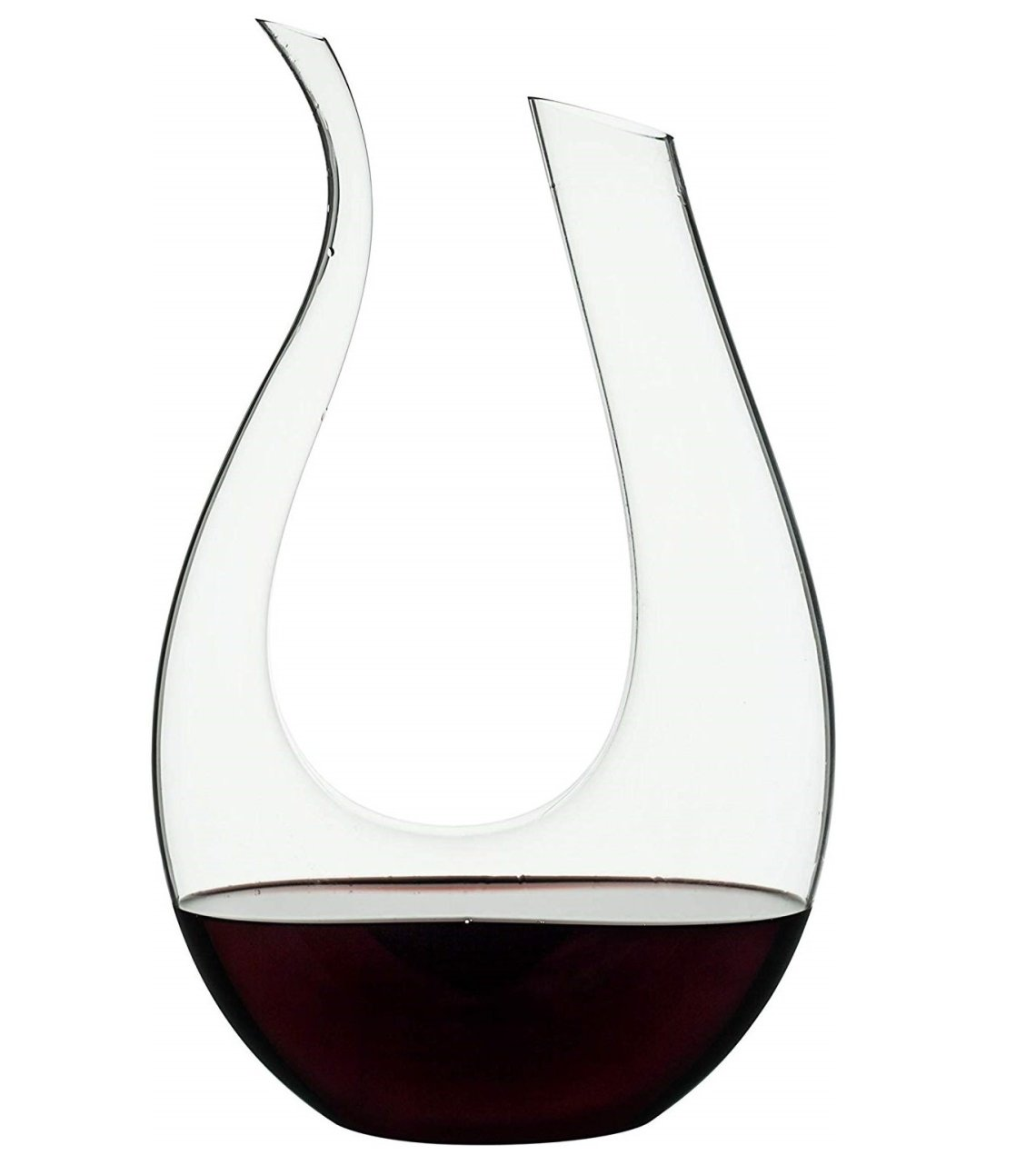 EraVino Premium Horn Wine Decanter