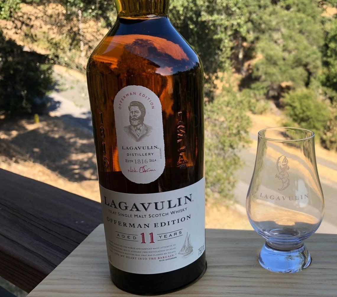 Lagavulin 11 Years Old Offerman Edition