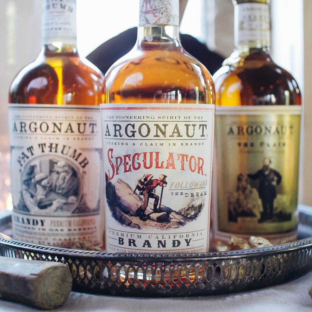 Argonaut Speculator Brandy