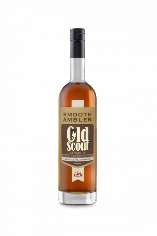 Smooth Ambler Old Scout Straight Bourbon Whiskey (2019)