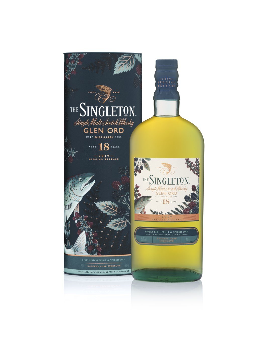 The Singleton of Glen Ord 18 Years Old Limited Edition 2019