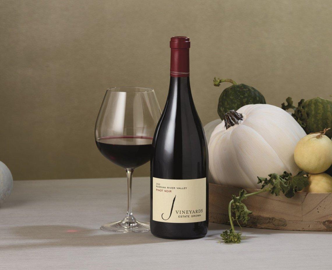 2016 J Vineyards Pinot Noir Russian River Valley Canfield Vineyard