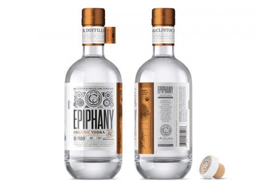 McClintock Distilling Epiphany Vodka