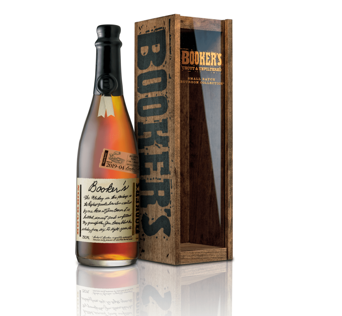 "Booker's Bourbon ""Beaten Biscuits"" 2019-04"