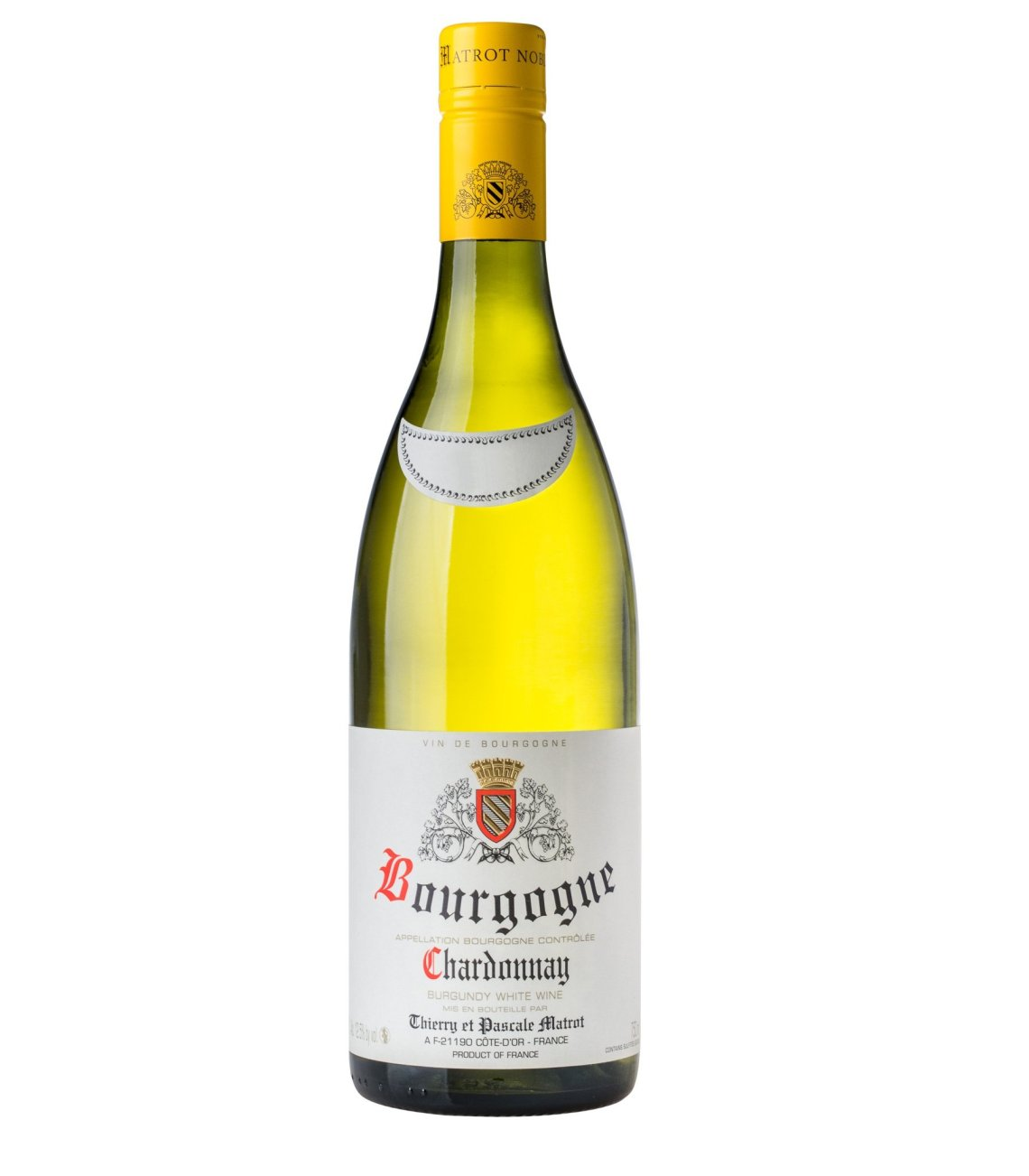 2017 Thierry et Pascale Matrot Bourgogne Chardonnay