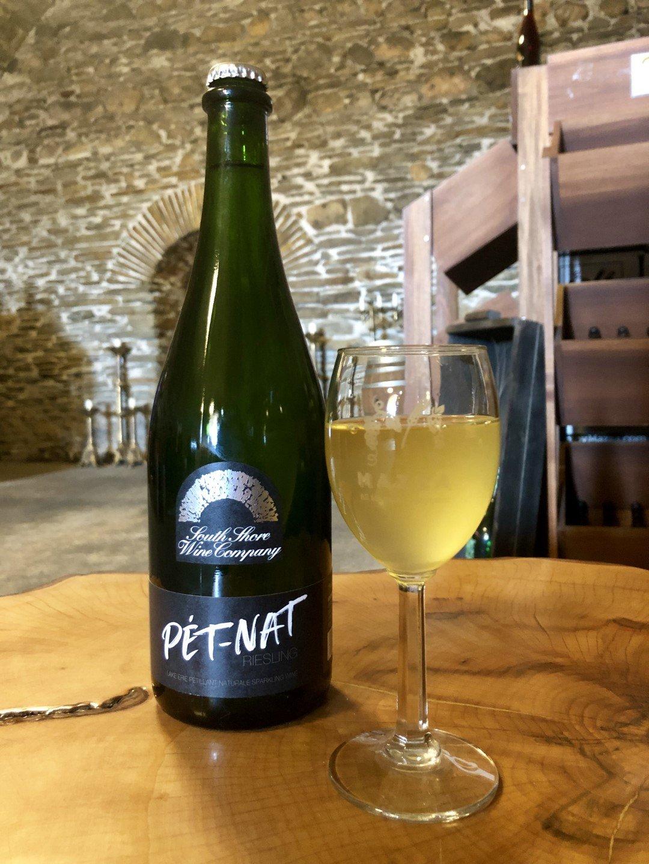 NV South Shore Wine Company Pét-Nat Riesling