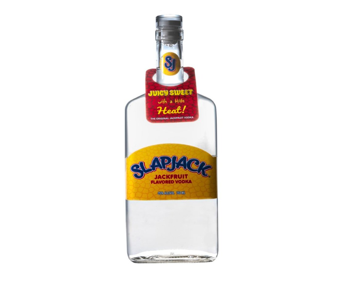 Slapjack Jackfruit Flavored Vodka