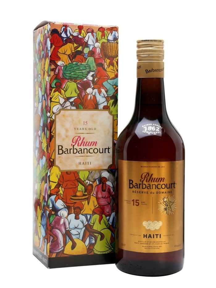 Rhum Barbancourt 15 Years Old