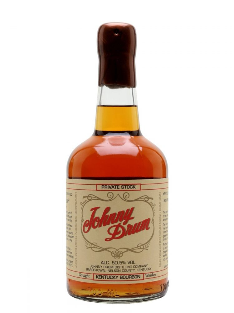 Johnny Drum Bourbon