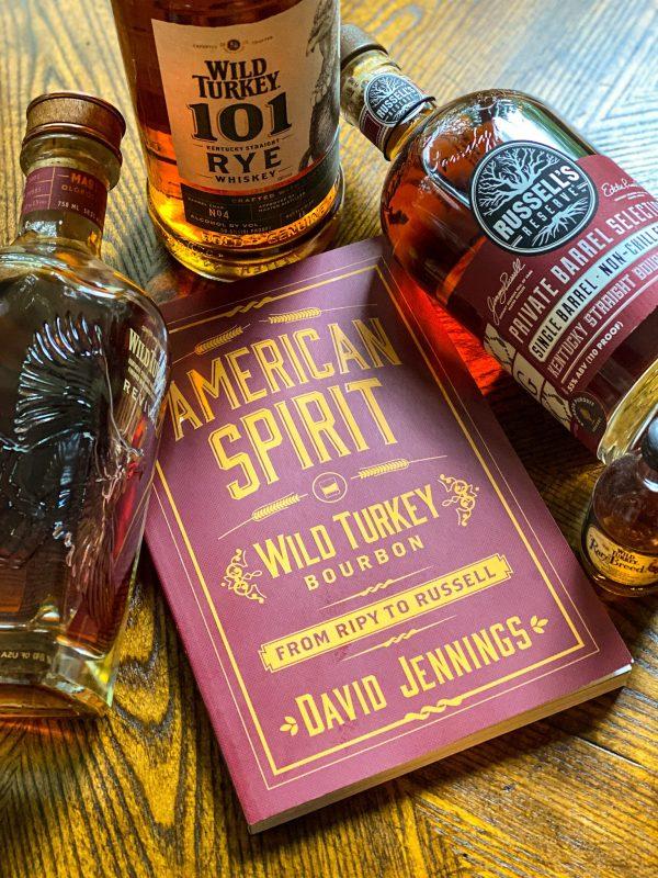 American Spirit: Wild Turkey Bourbon from Ripy to Russell