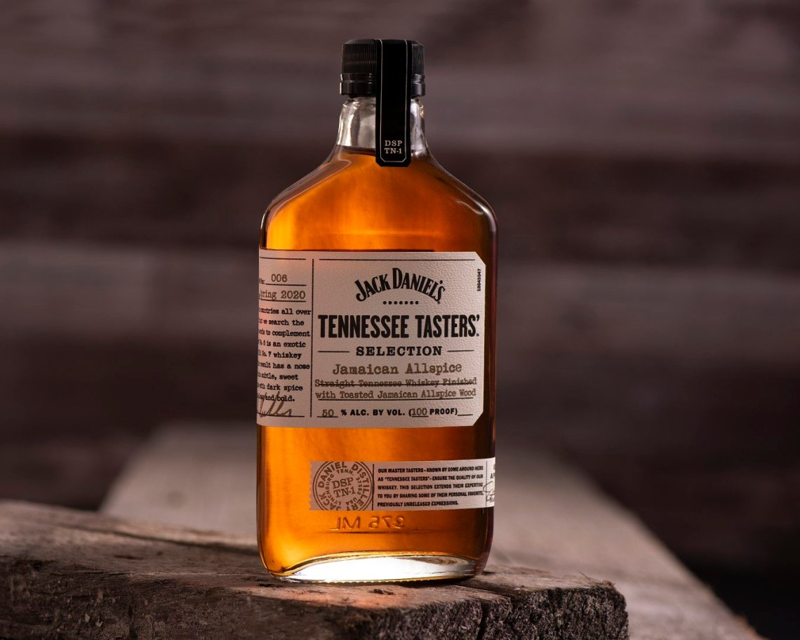 Jack Daniel's Tennessee Tasters' Selection - Jamaican Allspice