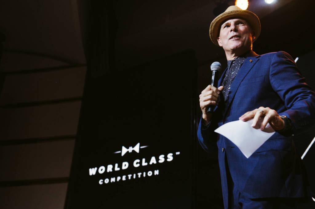 Спайк Мерчант, глобальный амбассадор World Class