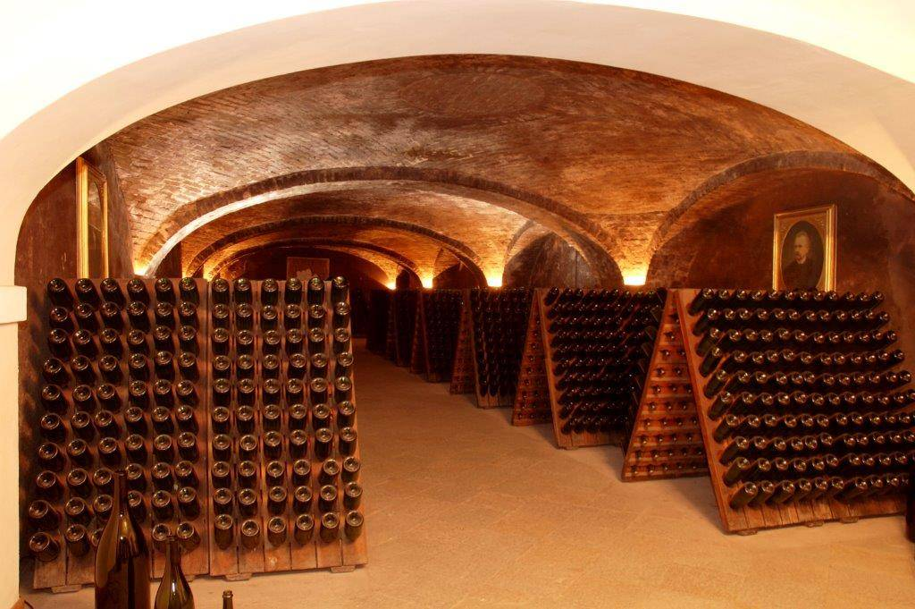Gancia UNESCO cellars