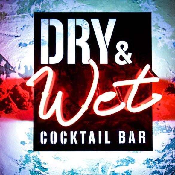 dry wet бар