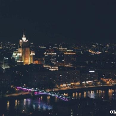 Открыть Москву